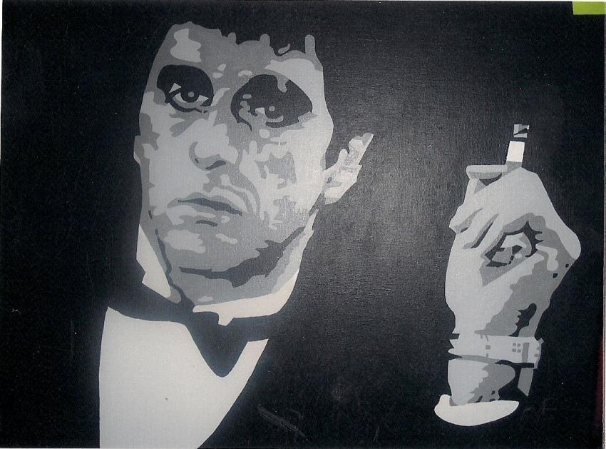 Al Pacino par @do